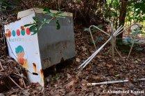 Abandoned Morinaga Icecream Freezer
