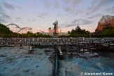 Water Fountain At Nara Dreamland