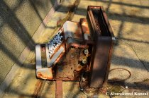 Rusty Cash Register