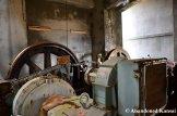 Rusty Ropeway Machines