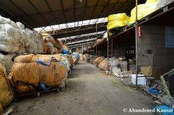 Abandoned Glassware Wholesaler