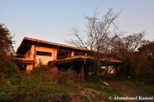 Abandoned Hospital And Nursing Home