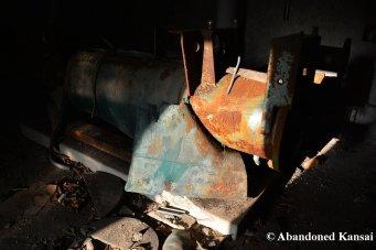 Deserted Boiler Room