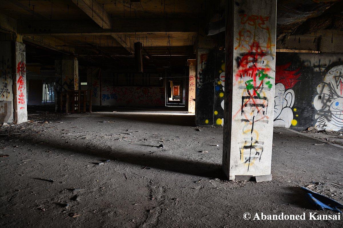 eerie abandoned hospital abandoned kansai