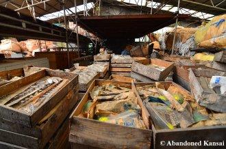 Hundreds Of Abandoned Items