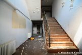 Inside Abandoned Building At Former Hahn Air Base