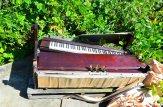 Smashed Piano