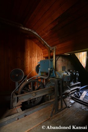 Abandoned Generator