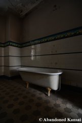 Beautiful Abandoned Bathtub