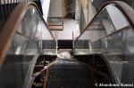 Deserted Escalator