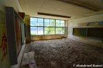 Inside Of An AbandonedSchool