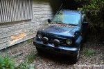 Abandoned Japanese Jeep