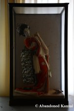 Beautiful, Valuable Geisha Doll