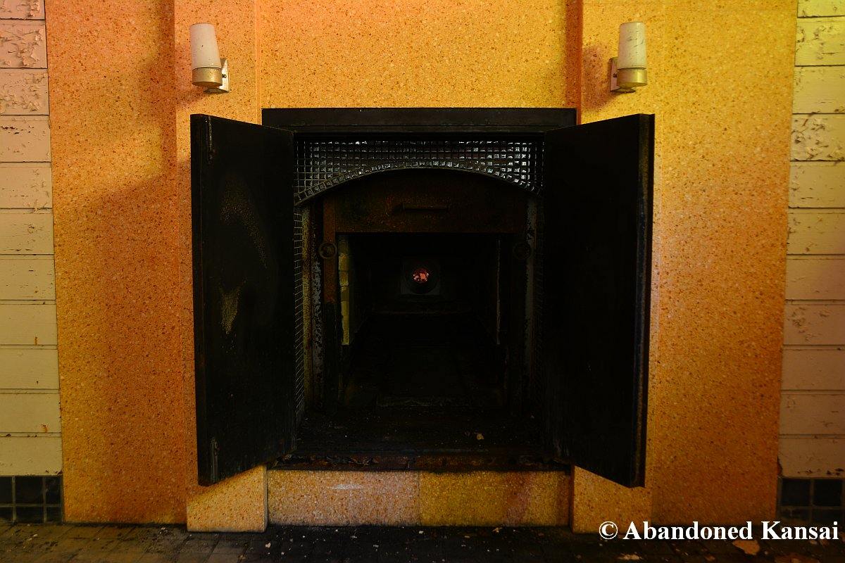 What does a cremation chamber look like