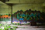Graffiti At An AbandonedHospital