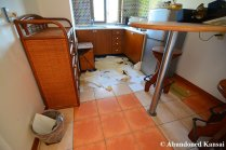 Human Feces Hotel Room Kitchen
