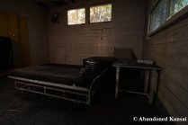 Inside An Abandoned Crematorium In Japan