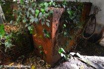 Overgrown Crematorium