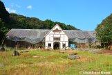 Abandoned Garden Restaurant