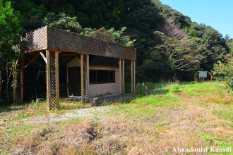 Abandoned Sale Hut