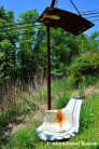 Rusty Chairlift Seat