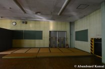 Spotless Deserted Japanese Storage