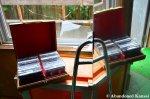 Abandoned Audio Cassettes