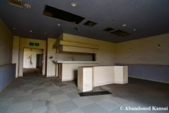 Abandoned Karaoke Room