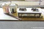 Abandoned Kitchen Appliances