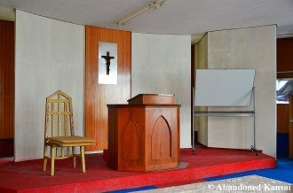 Abandoned Prayer Room