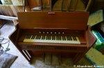Abandoned Yamaha Organ