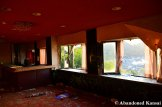 Destroyed Hotel Lounge