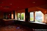 Destroyed Hotel Lounge