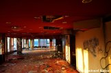 Destroyed Japanese Hotel Floor