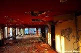 Destroyed Japanese Hotel Floor