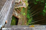 Rusty External Staircase