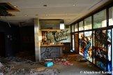 Vandalized Hotel Bar