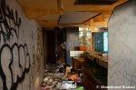 Vandalized Hotel FrontDesk