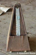Wooden Mechanical Metronome