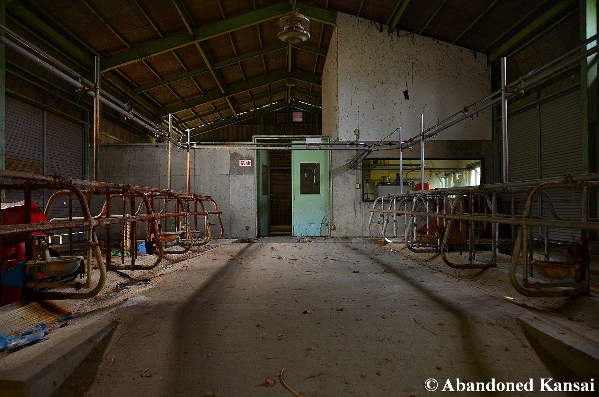 Inside Of A Barn : Shikoku new zealand village revisited abandoned kansai