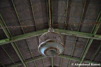 Lamp In The Barn