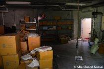 Mixed Storage Room