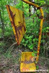 Partly Overgrown LiftSeat