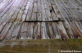 Wooden Bullet Trap