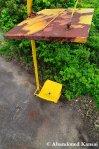 Yellow Lift Seat