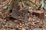 Fading Metal Canisters
