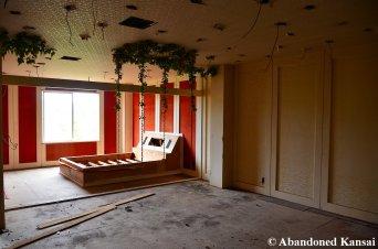 Abandoned Regent Hotel Room