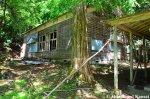 Abandoned Wooden Gymnasium
