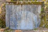 Bricked Up Mining Tunnel