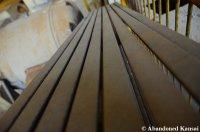 Drive Belts Of A Mining Machine